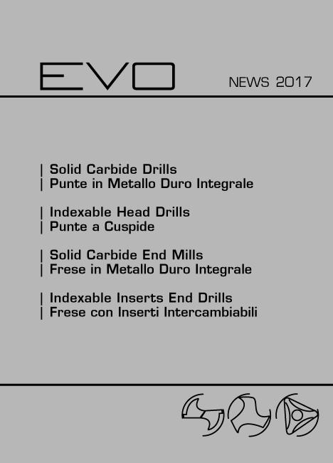 EVO catalogo NEWS 2017